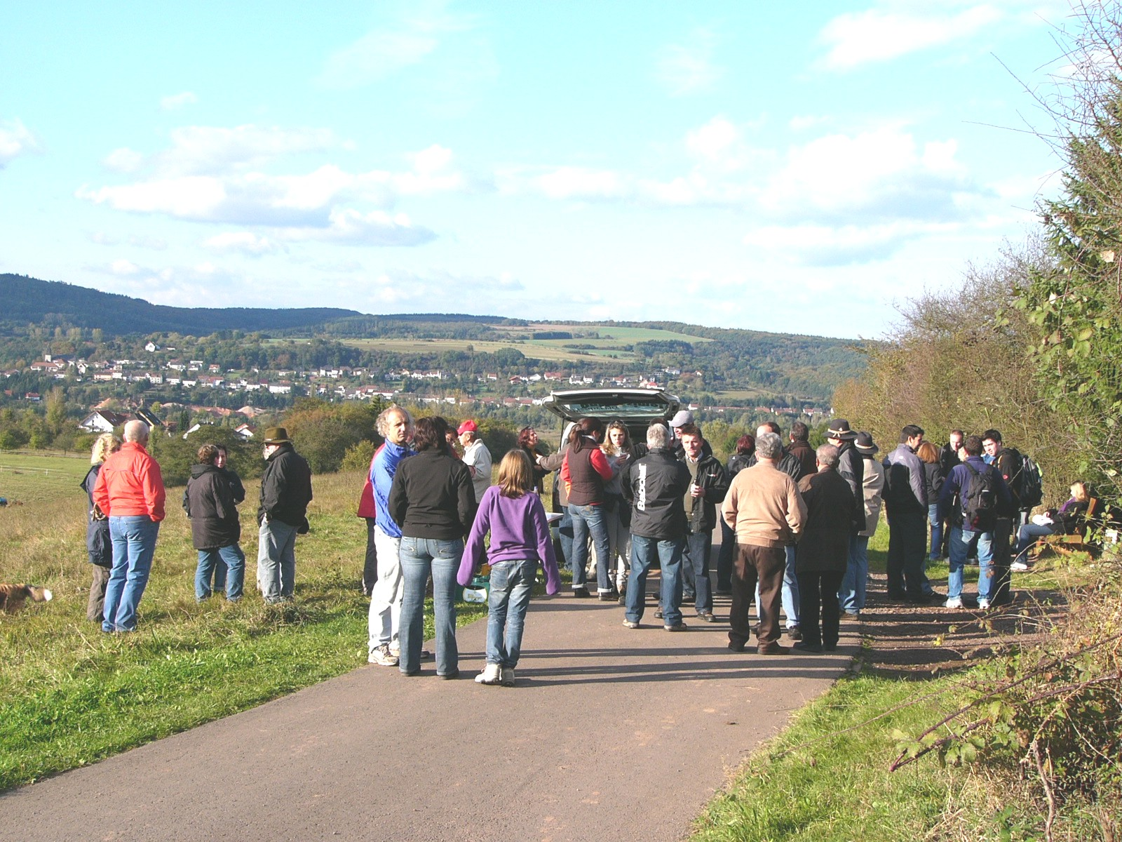 Herbstwanderung 2007