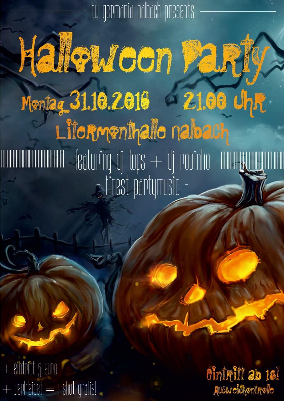 31 Oktober Halloween Feest.Helfer Innen Fur Halloween Party Am 31 Oktober 2016 Gesucht
